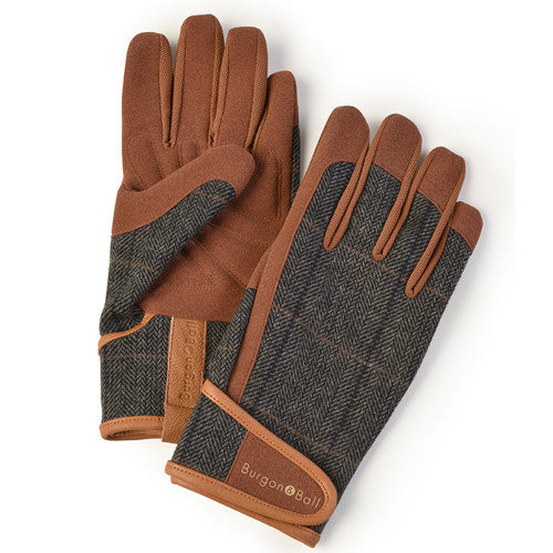 Dig the glove tweed garden secret gifts for Gardening gifts for him