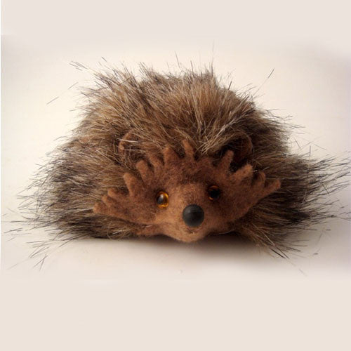 Children's Fluffy Hedgehog Toy