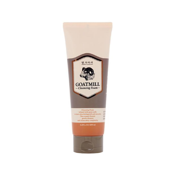 Goatmill Facial Cleansing Foam