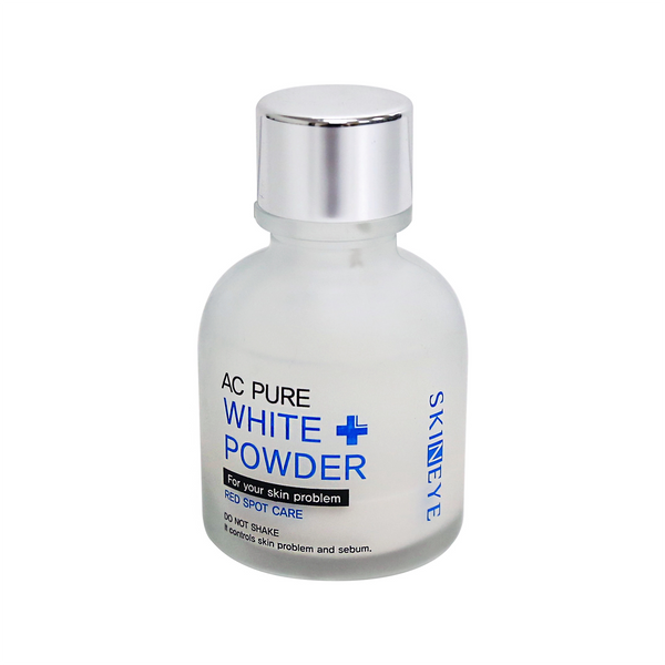 Skin eye Acne Pure White Powder