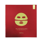 Pure Gold 24K Facial Mask