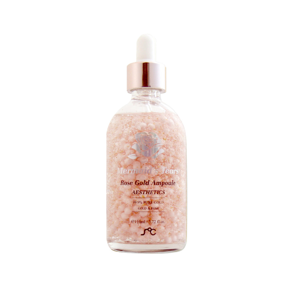 Mermaid's Tears Rose Gold Ampoule Aesthetics (+Free Gift)