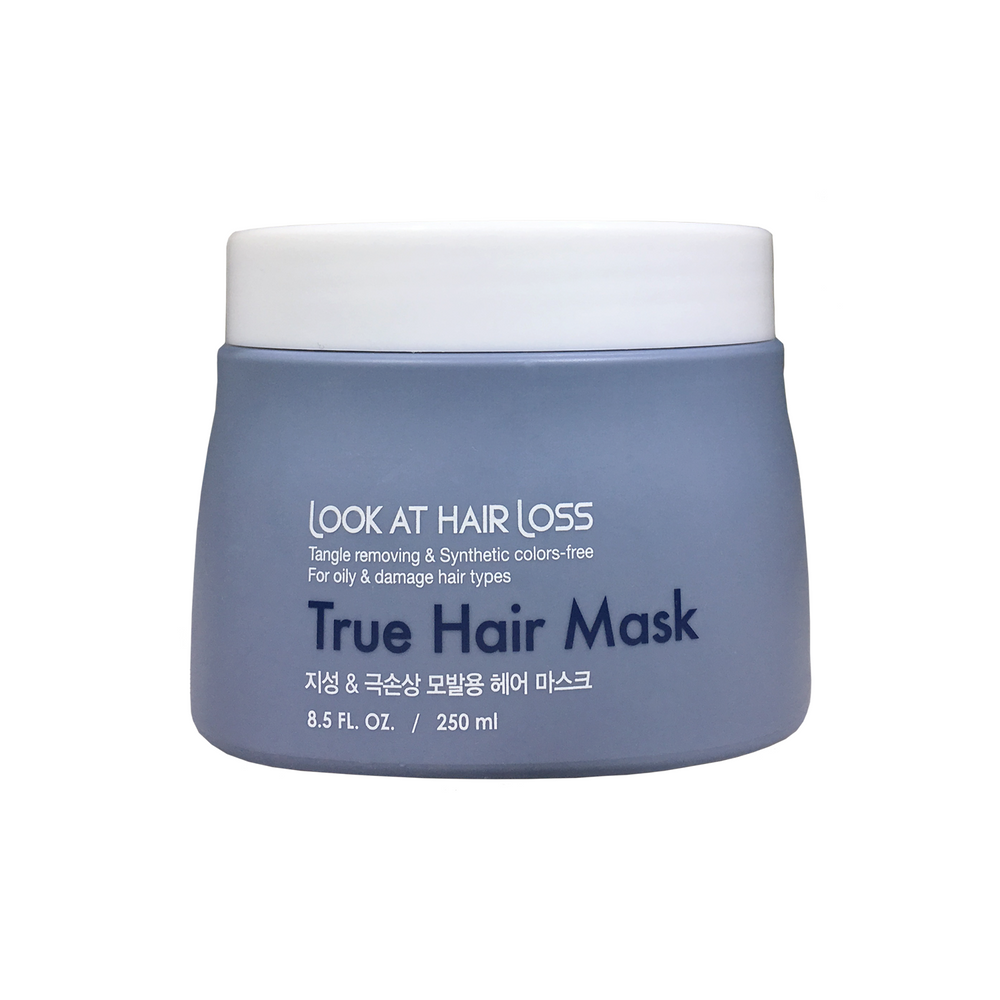 Look At Hair Loss-True Hair Mask
