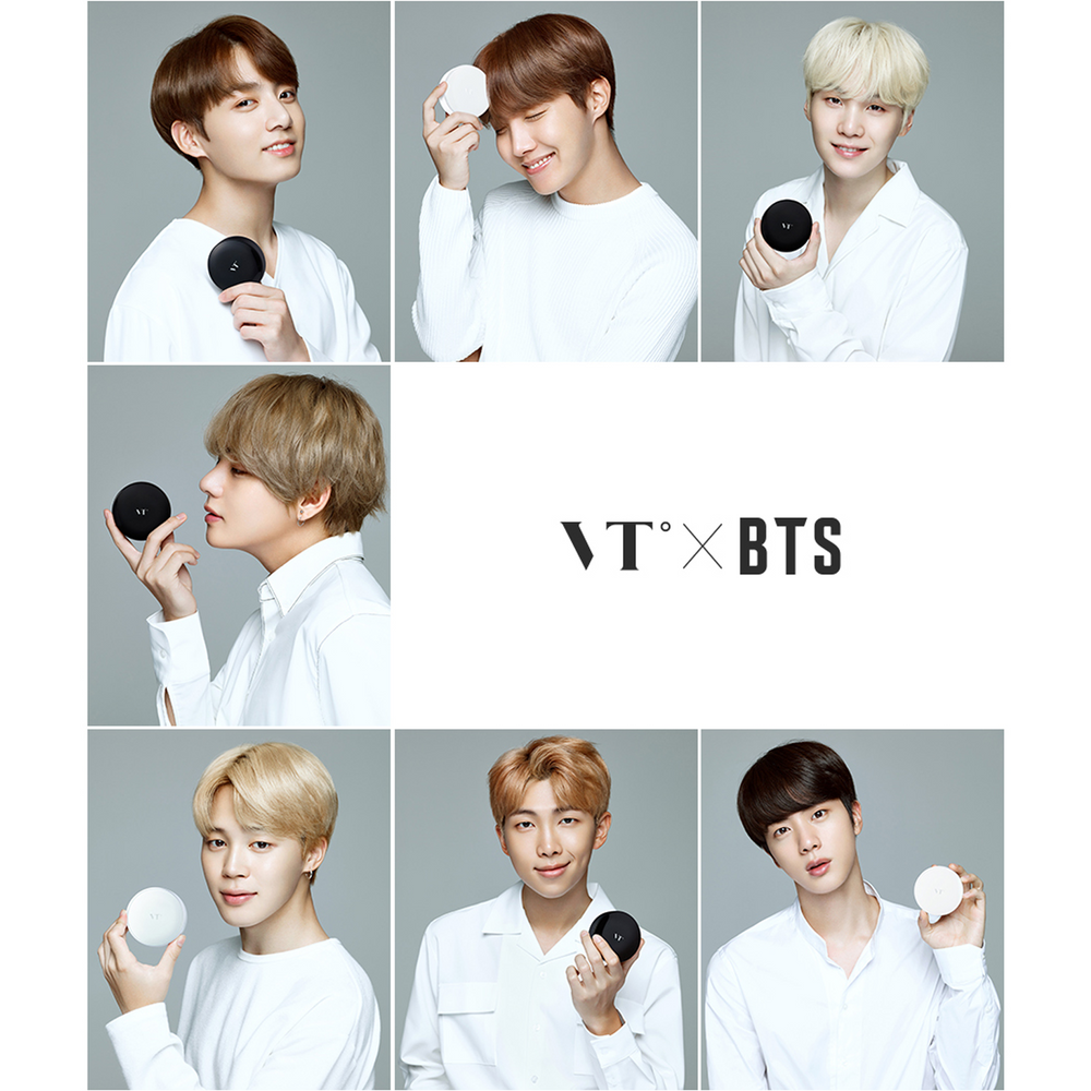 VTXBTS Collagen Pact White
