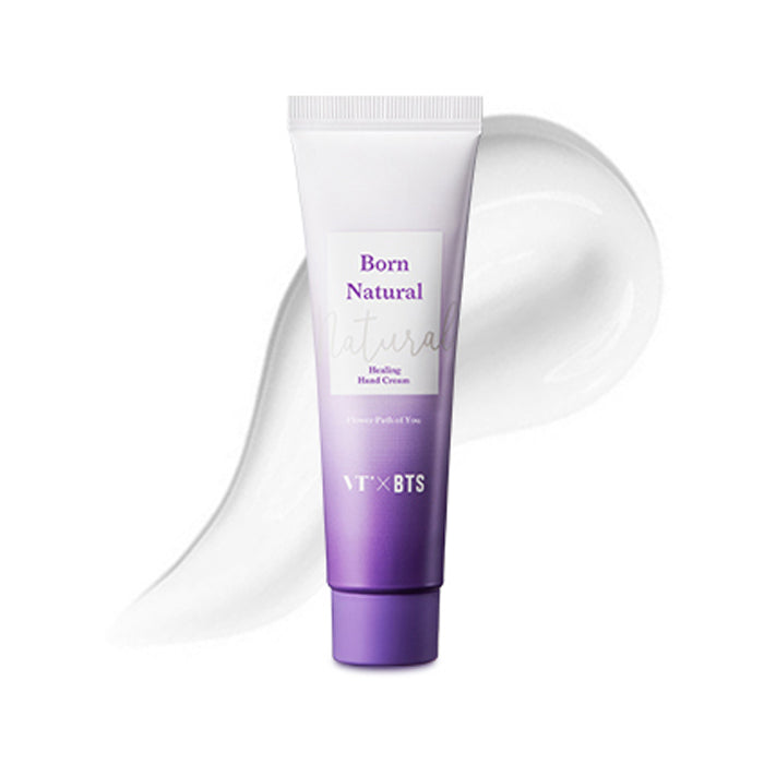 VTXBTS Born Natural Healing Hand Cream