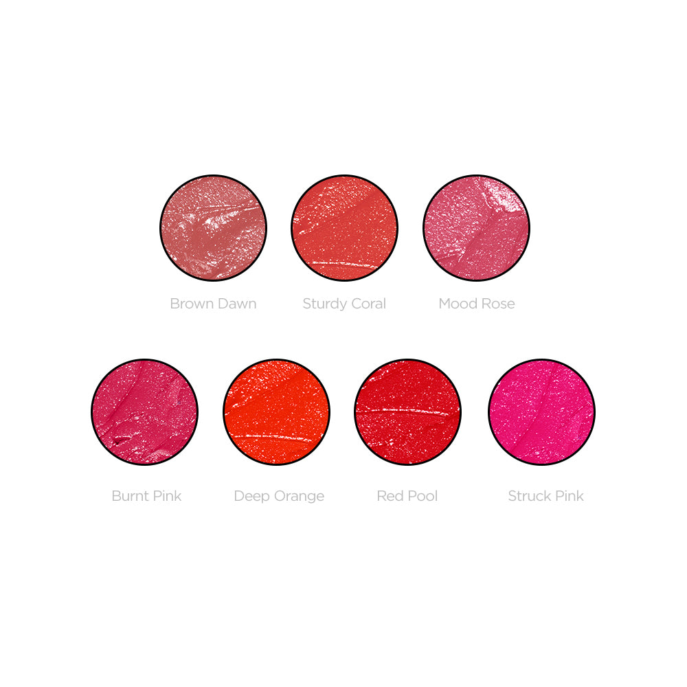 VTXBT21 Lippie Stick (7 colors)