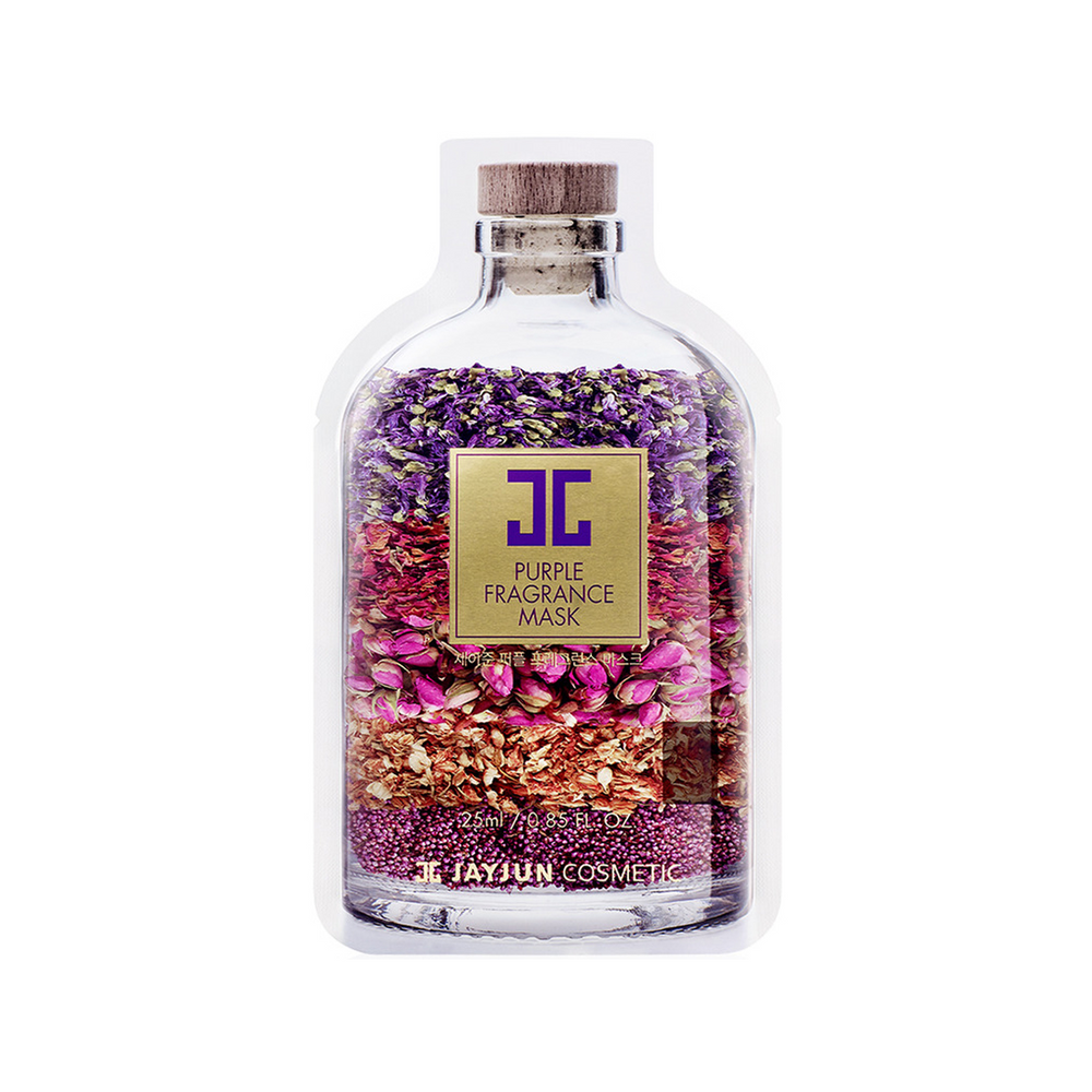 Purple Fragrance Mask