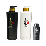 Ki Gold Energizing 3-in-1 Set for Anti-Hair Loss