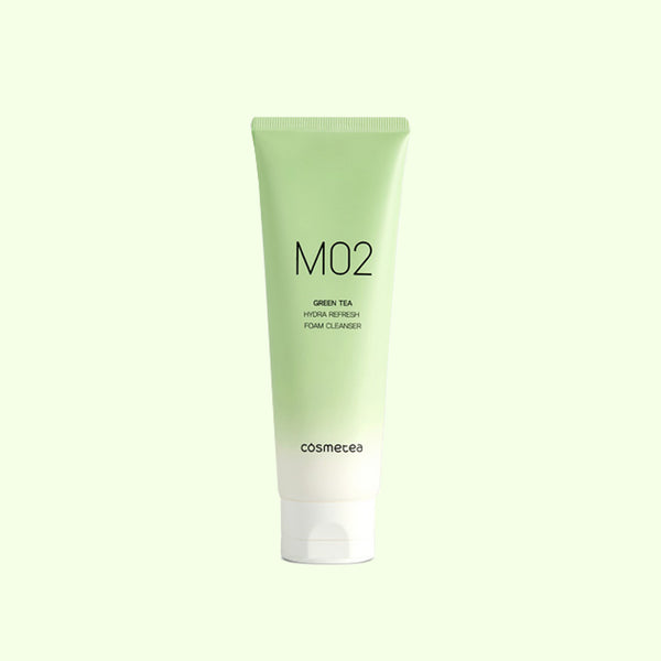 Green Tea<br>Hydra Fresh Foam Cleanser