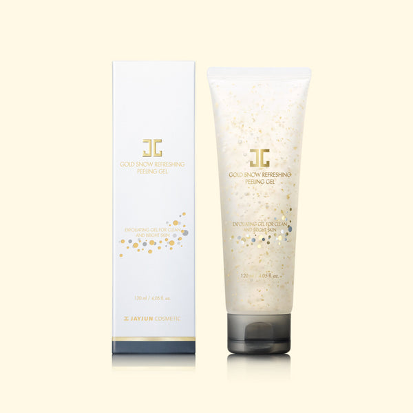 Gold Snow Refreshing Peeling Gel