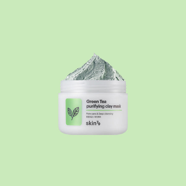 Green Tea Purifying Clay Mask
