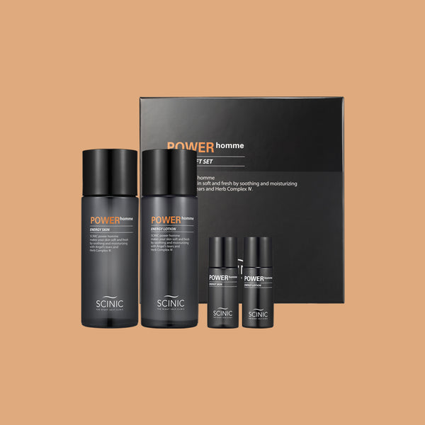 Power Homme Special Gift Set