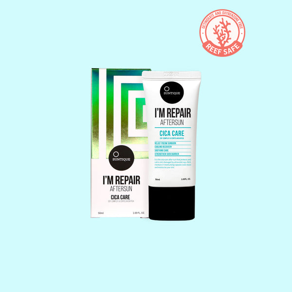 I'M REPAIR Aftersun Cica Care <br><small><b>Buy 2 Suntique + Get 1 Hair Wax FREE</small></b>