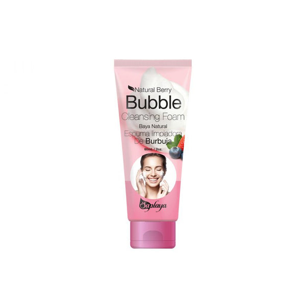 Natural Berry Bubble Cleansing Foam