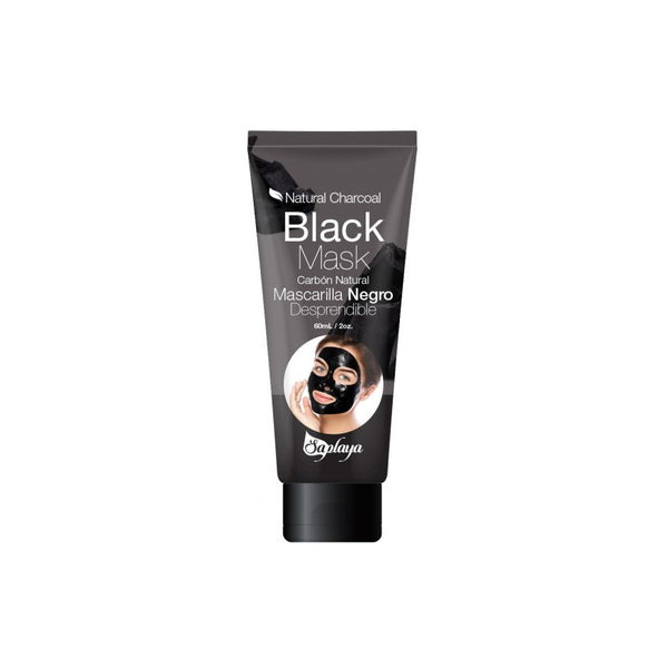 Natural Charcoal Black Mask