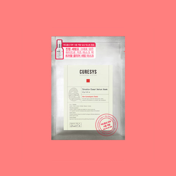 Trouble Clear Serum Mask<br>10 Sheets