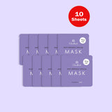 Placenta Special Mask Anti-Aging Set (10 sheets)