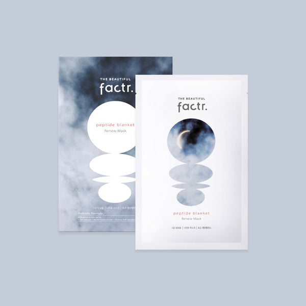 Peptide Blanket Renew Mask (5 Sheets)