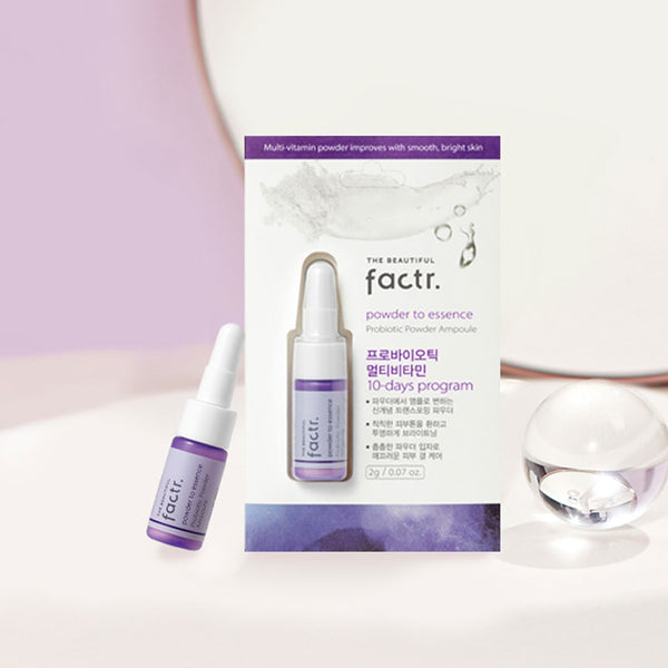 Powder to Essence Probiotic Powder Ampoule