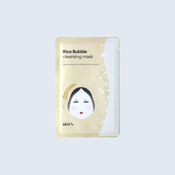 Bubble Cleansing Mask [10 Sheets]