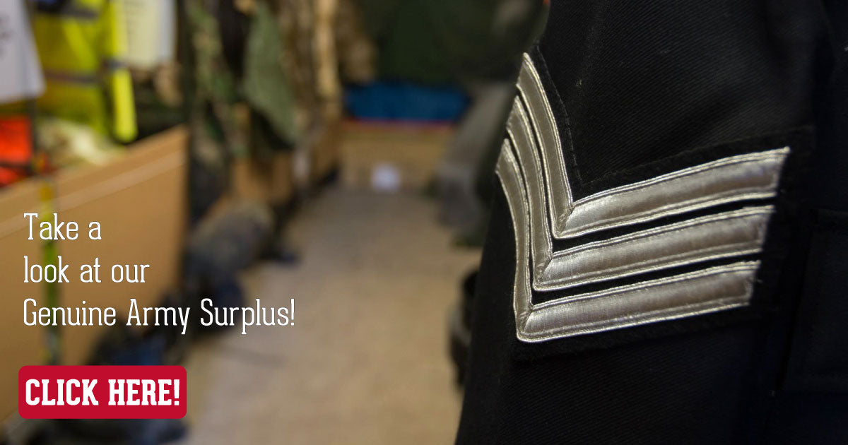 army surplus