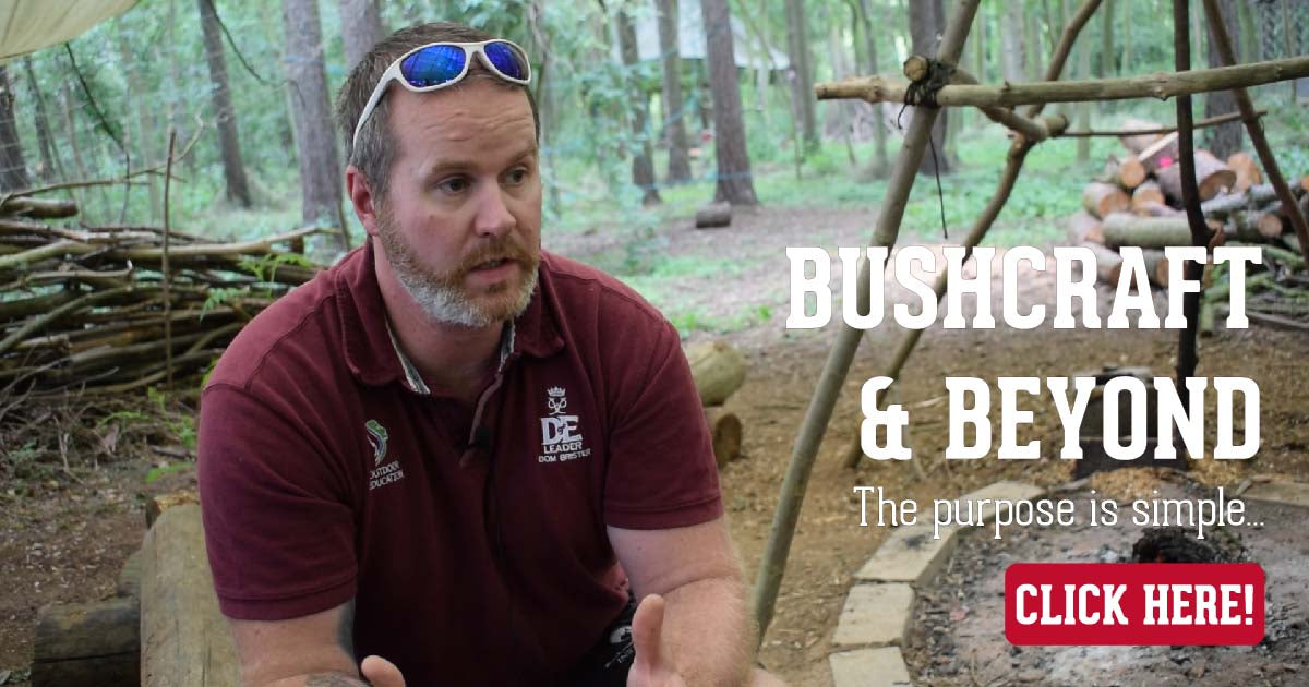 Dom Brister Bushcraft and Beyond
