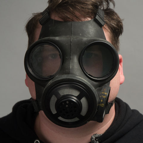 Army Gas Mask Canadian