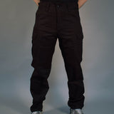 Black Combat Trousers