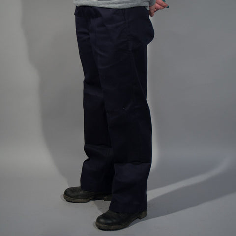 Blue Work Trousers