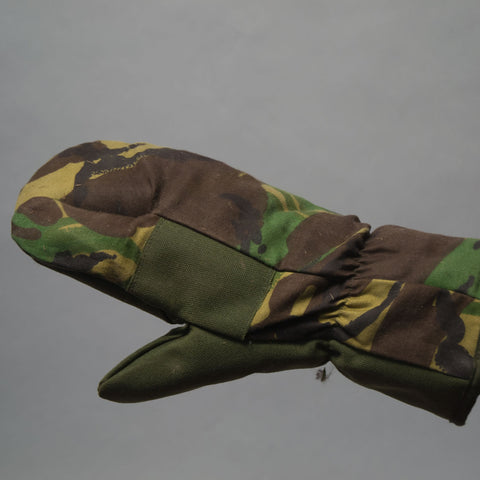 Camo Army Mitts