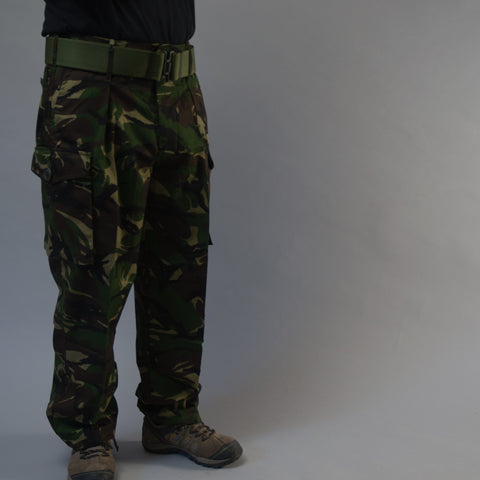 Camo Army Trousers