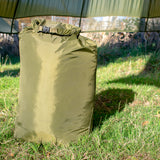 Large Army Parachute