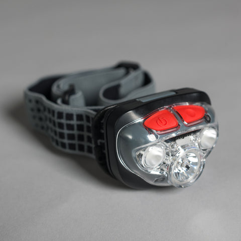 Head Torch with Red Light