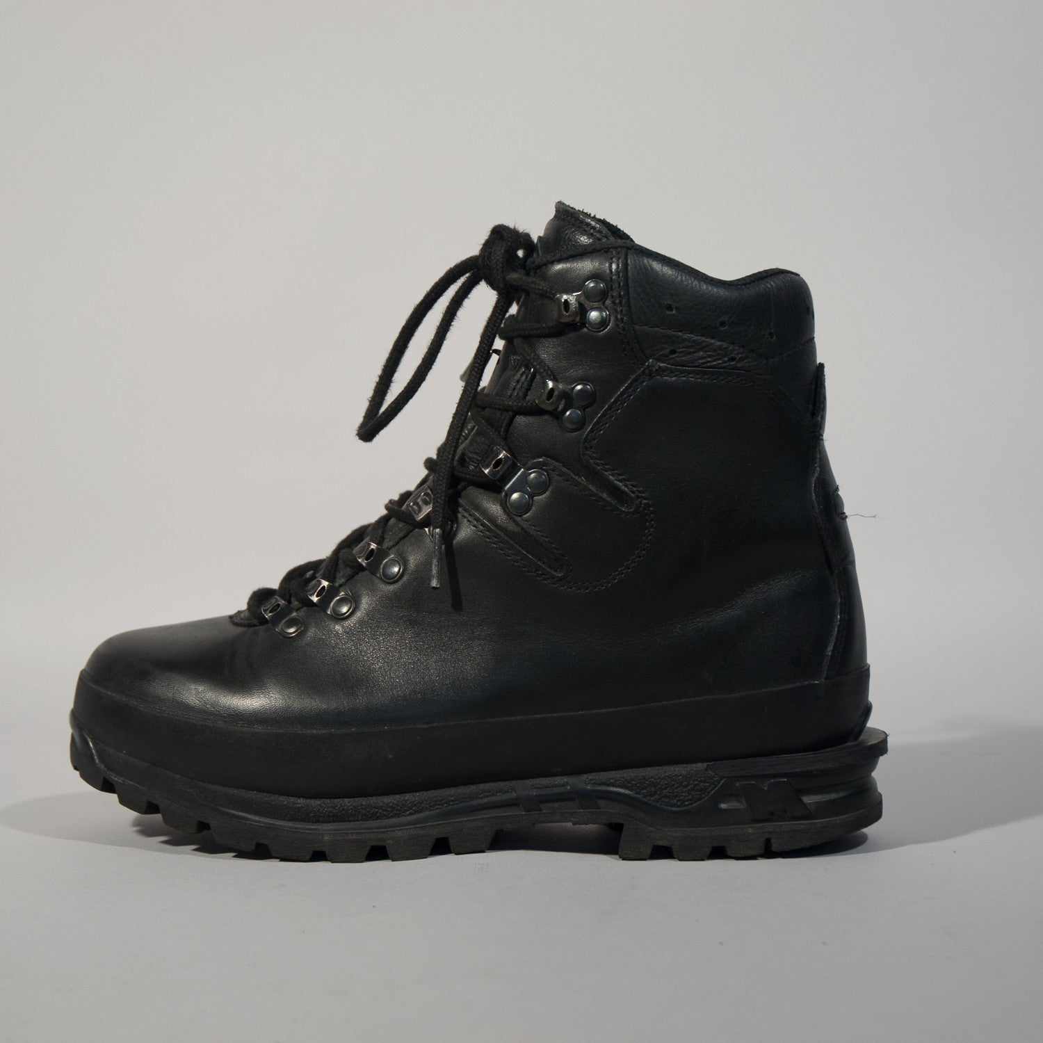 Meindl Hiking Boots Military As Used By The German Army