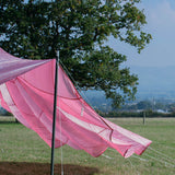 Pink Army Parachute Shelter