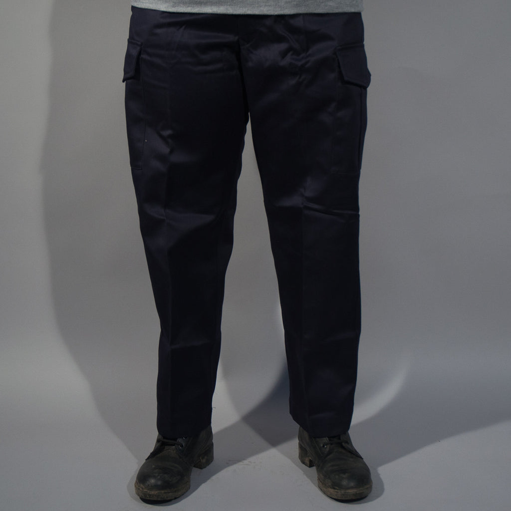 Royal Navy Blue Trousers