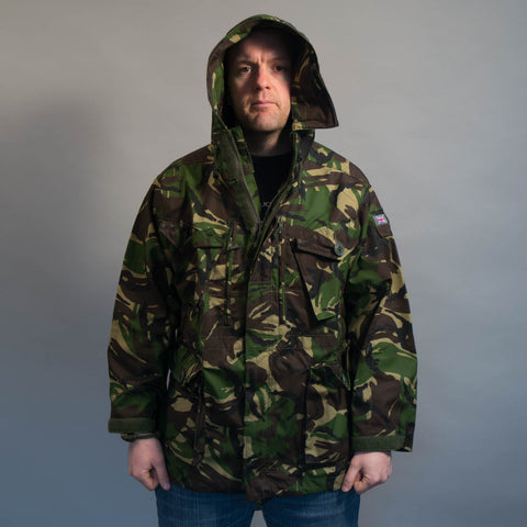 Windproof Camo Jacket