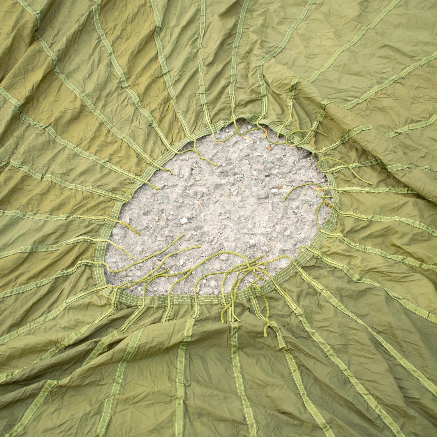 2ND HAND ARMY PARACHUTES