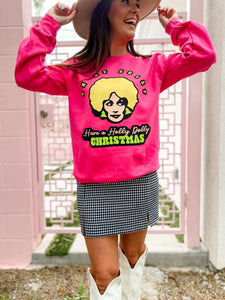Holly Dolly Sweatshirt