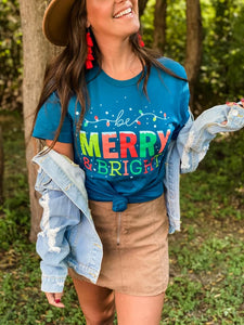 Be Merry & Bright Tee