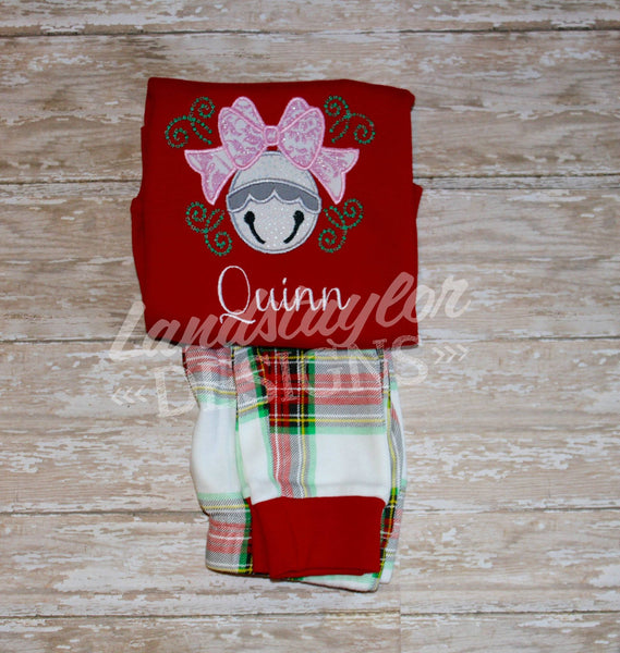 Christmas Applique Shirts