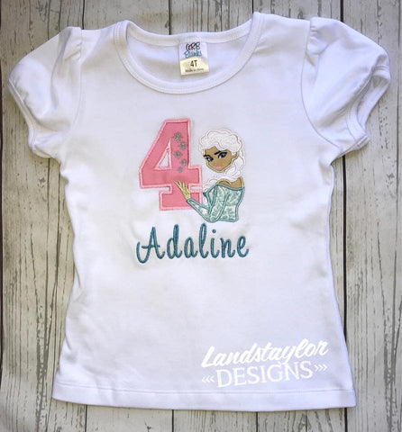 Children's Birthday Shirts