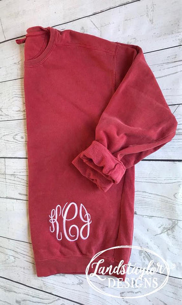 Comfort Color Sweatshirts
