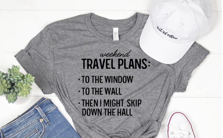 Weekend Travel Plans