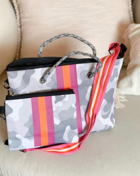 Neoprene Crossbody