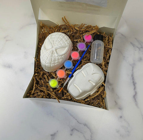 Paint Your Own Bath Bombs