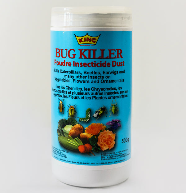 King Bug & Insect Killer - 500g (Final clearance)