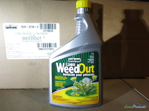 Weedout 1L Concentrate By Wilson Selective Weed Killer