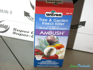 Ambush Insecticide Concentrate By Wilson 500Ml Grub Killer