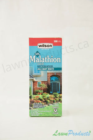 Wilson 50% Malathion Insecticide - 500mL Concentrate